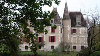 Photo du château dans lequel vivaient les Reclus de Monflanquin