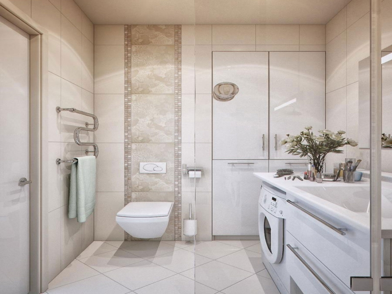 Fancy Small Bathrooms: Small Luxury Bathroom Design