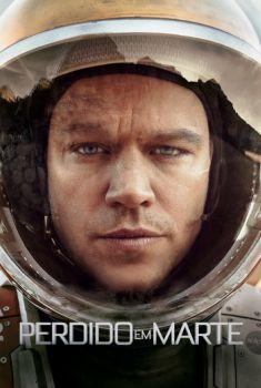 Perdido em Marte 3D Torrent - BluRay 1080p Dual Áudio