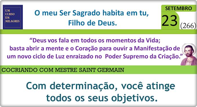 REFLEXÃO DE SAINT GERMAIN