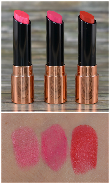 Astor perfect stay fabulous all in one lipsticks forever pink, fuchsia und fabulous style plus Swatches