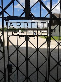cancello Dachau