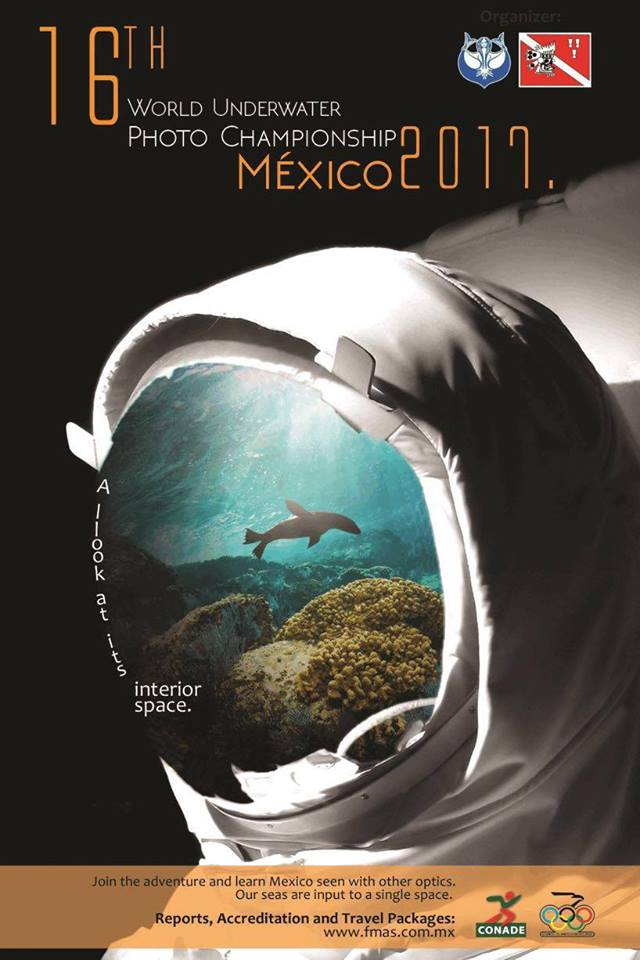 16th CMAS World Championship Underwater Photography La Paz MEXICO 2017