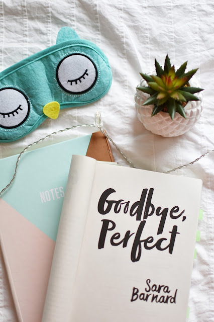 Goodbye Perfect Book Review | sprinkledpages