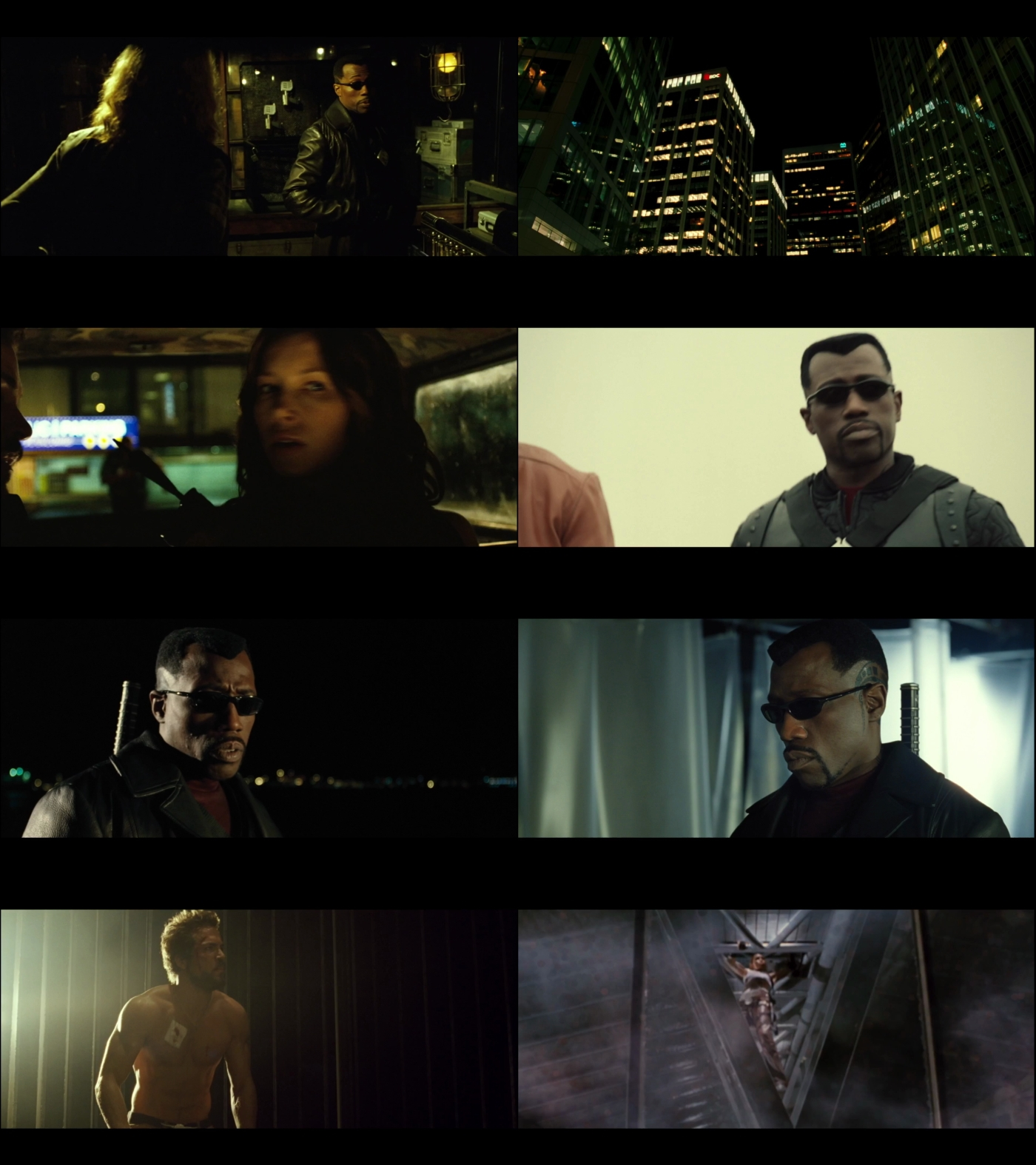 Blade 3 1080p Latino