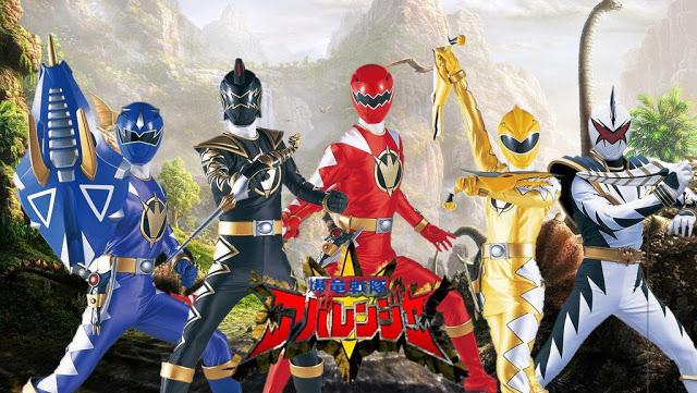Bakuryuu Sentai Abaranger Episode 01 -  50 BATCH Subtitle Indonesia