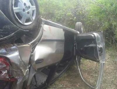Em Pão de Açúcar/AL, caminhão colide em carro de passeio e deixa quatro  pessoas feridas