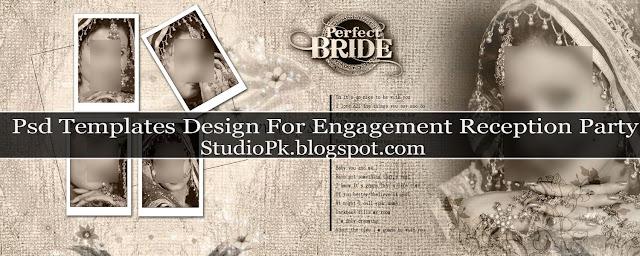 Elegant Wedding Album Design Psd Templates