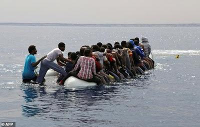 Libya's Foreign Minister: EU And NGO Naval Operation 'Encourages' Migrants