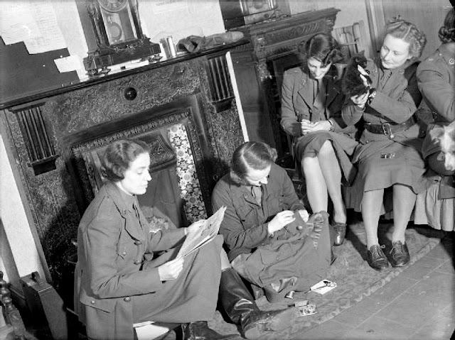 Women In Wartime - MTC Girls For America