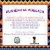 Audiência Pública na Câmara Municipal de São Gonçalo do Amarante RN!