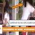 Pananampal ng Isang Babae sa Kapwa Studyante, Huling Huli sa Video!