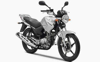 Yamaha YBR 125 Model History