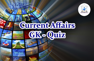 Current Affairs Quiz-15th January- 2016