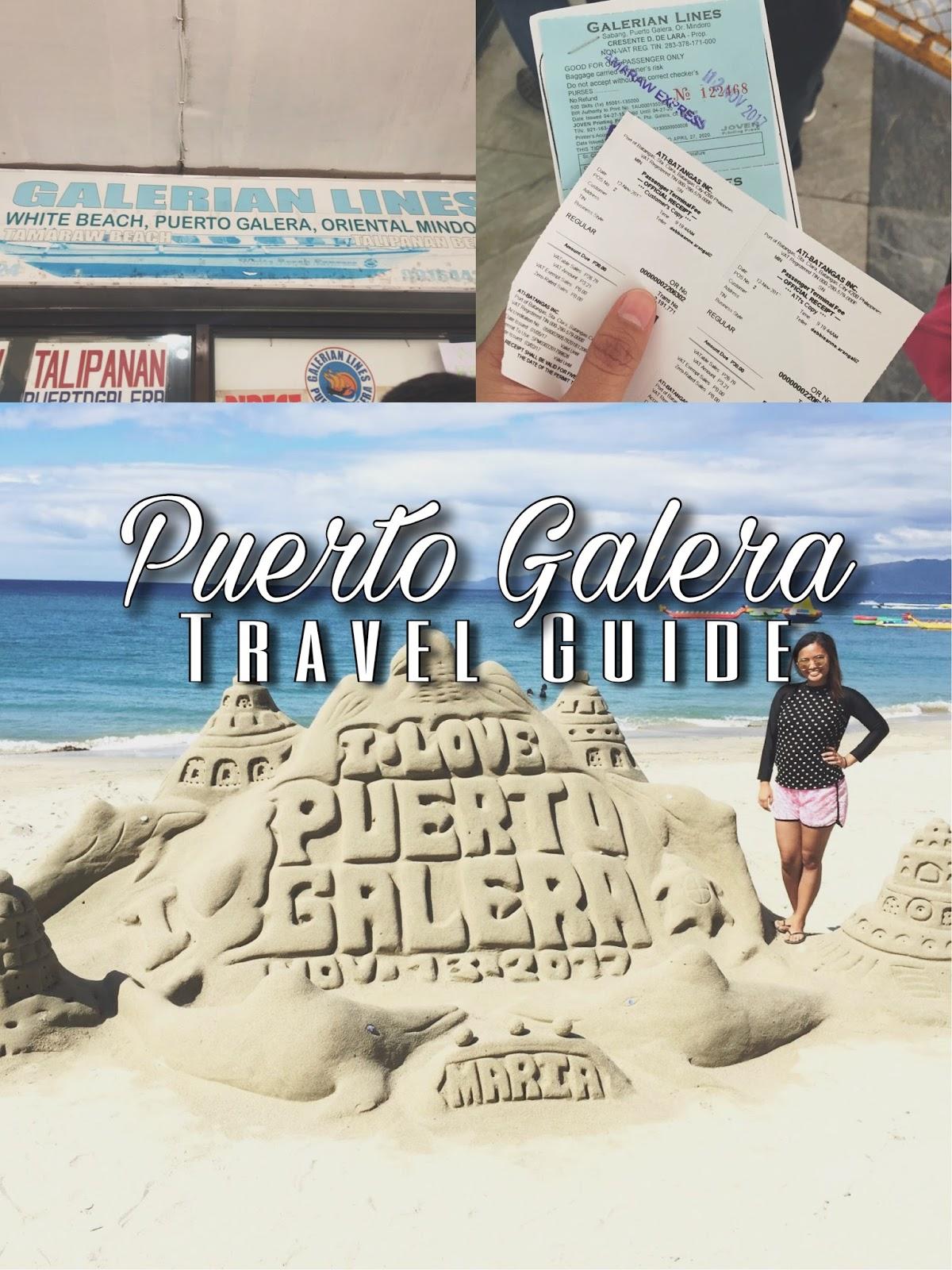 Puerto Galera Travel Guide