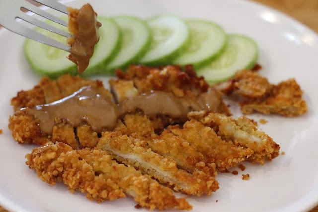 chicken karage by OneChick Pontianak
