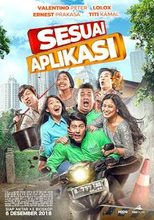 Download Film Sesuai Aplikasi 2018 (Titi Kamal)  - Dunia21