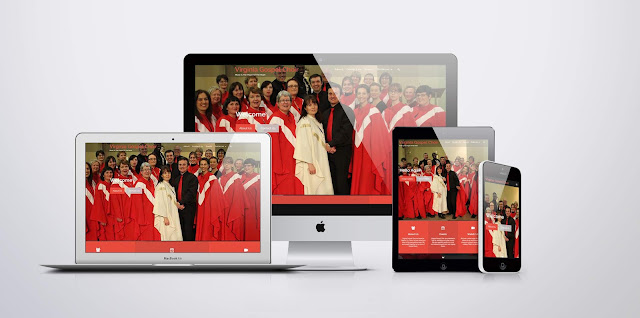 The Virginia Gospel Choir Website