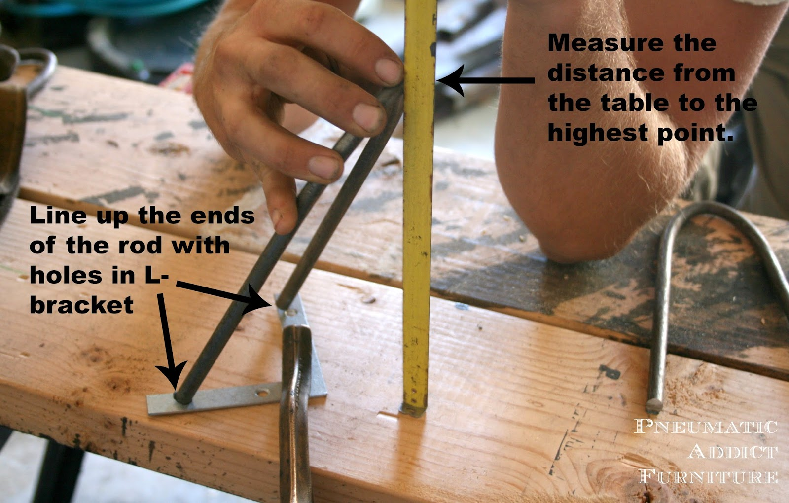 How to make a hairpin