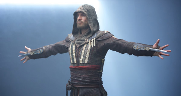 Michael Fassbender en Assassin´s Creed