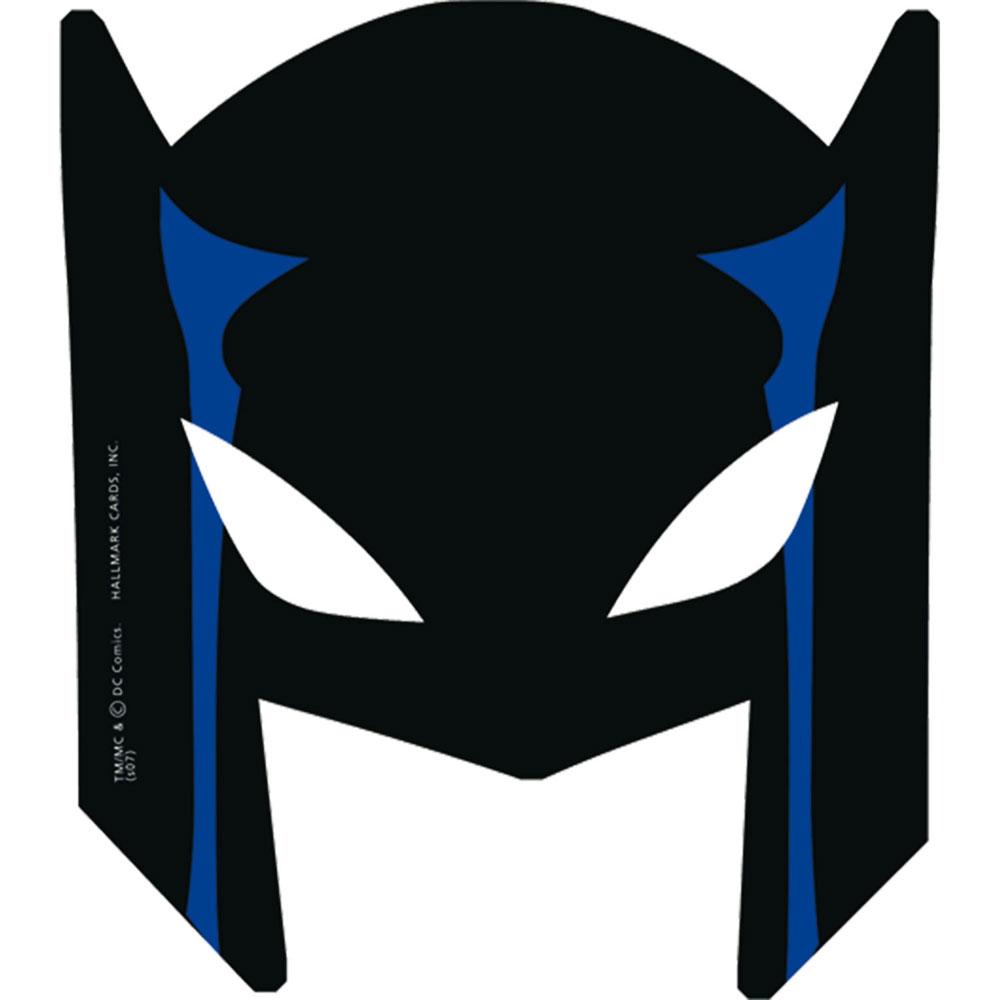 how to draw batman mask