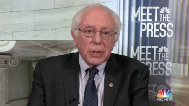Bernie Sanders: Obama 'maybe should have done more' to warn about Russian meddling