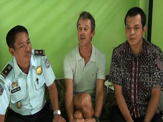 Bisnia Villa Di Lombok WNA Prancis Ditangkap