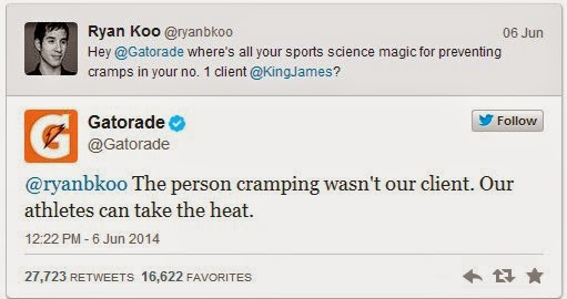 gatorade critics