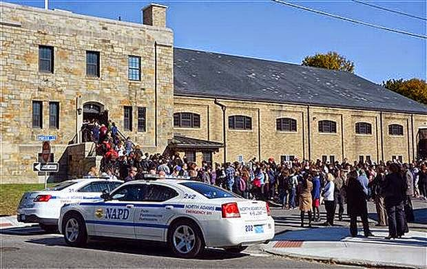 Bombing and Shooting Threats on U.S. School Campuses Continues