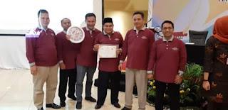 KPU Binjai Raih Predikat Peserta Terbaik Orientasi Tugas Anggota KPU Se-Indonesia