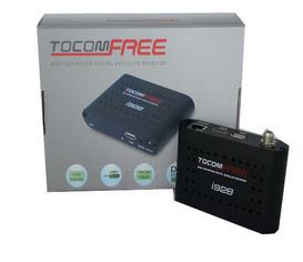 Atualizacao do receptor Tocomfree 928 V