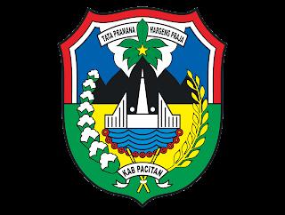 Logo Kabupaten Pacitan Vector