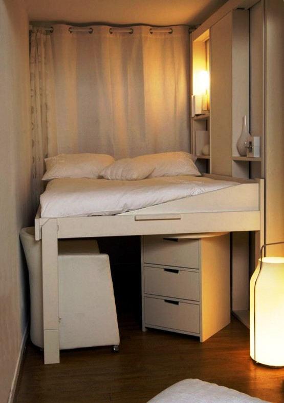 Kamar Tidur Utama Minimalis Sederhana