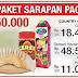 LOTTEMART Paket Sambut Ramadhan Hanya Rp 50 Ribu