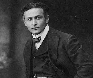 Houdini y su relación con el espiritismo