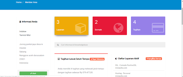 Tutorial Cara installasi SSL pada type Web Server WHM / CPANEL.