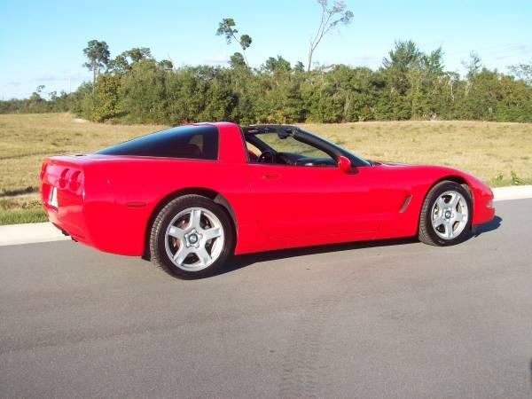 Daily Turismo Seller Submission 1997 Chevrolet Corvette C5