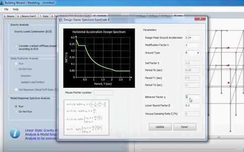 Civil Engineering Portal Building Wizard 2 0 Freeware For Structural Analysis With Opensees