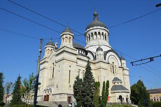 Slujire arhiereasca, Catedrala Mitropolitana Cluj-Napoca