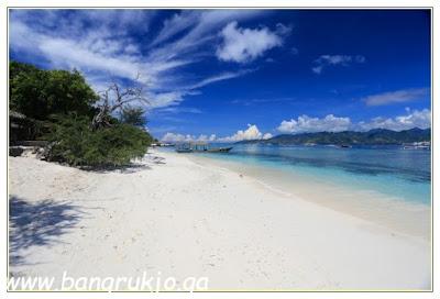 Gili Island, Gili Trawangan, Gili Trawangan Lombok