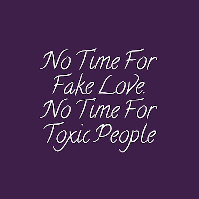 Many Motivational Quotes. Daily Thought; Fake love and toxic people