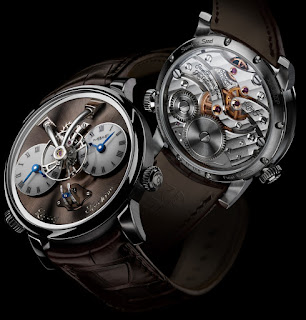Montre MB&F Legacy Machine N°1 Acier LM1 Final Edition