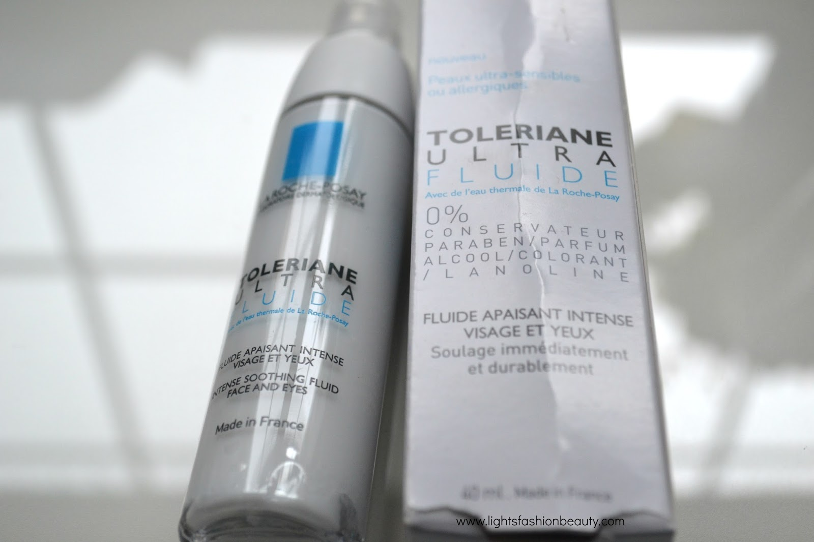 La Roche Posay Toleriane Ultra Fluide review, La Roche Posay Toleriane Ultra Fluide, winter skincare, lightsfashionbeauty, montreal beauty blogger, brown beauty blogger