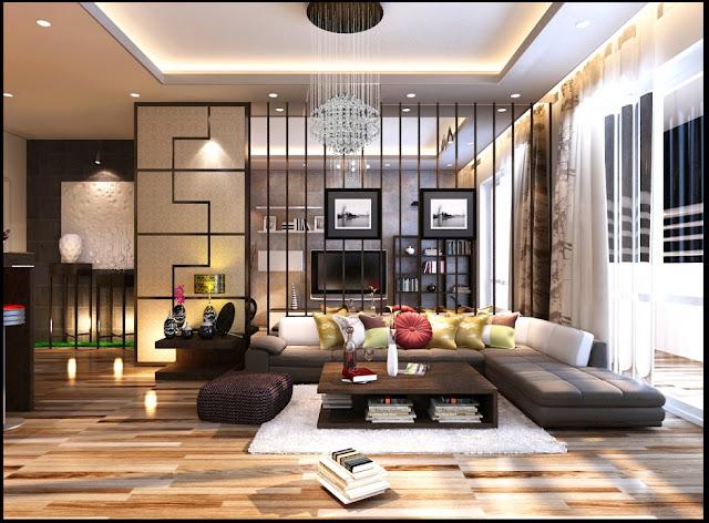 Nội thất dự án chung cư Hoàng gia Bắc Ninh