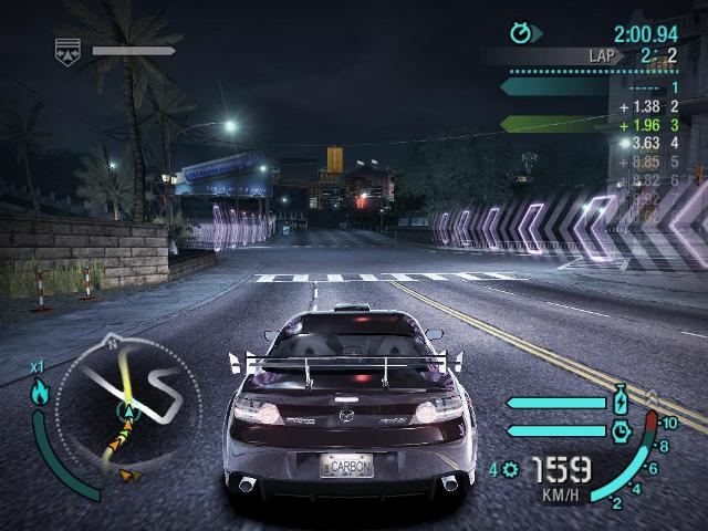 Need for Speed Carbon Free Download PC Gameplay