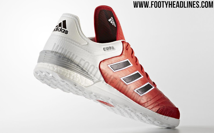 8bf46c510576fd ... the Adidas Copa Tango 17 indoor and turf football shoes were released  on November 16