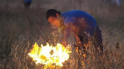 Συνελήφθη Τούρκος την ώρα που έβαζε φωτιά στο Ελευθεροχώρι Παραμυθιάς