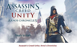 Assassins's Creed Unity: Arno's Chronicles Full game Highly Compressed apk and data