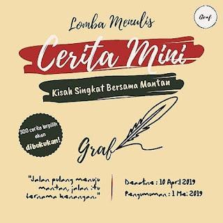 Lomba Menulis Cerita Mini Nasional 2019 Umum Gratiss