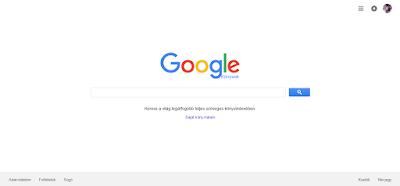 Google Books nyitólapja